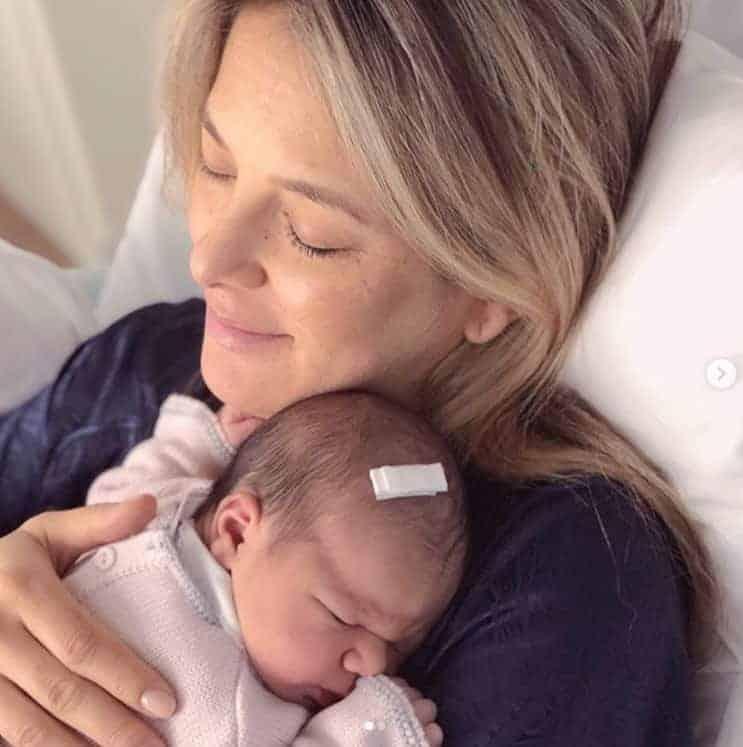 Eliana postou esta linda foto da filha de Ticiane Pinheiro