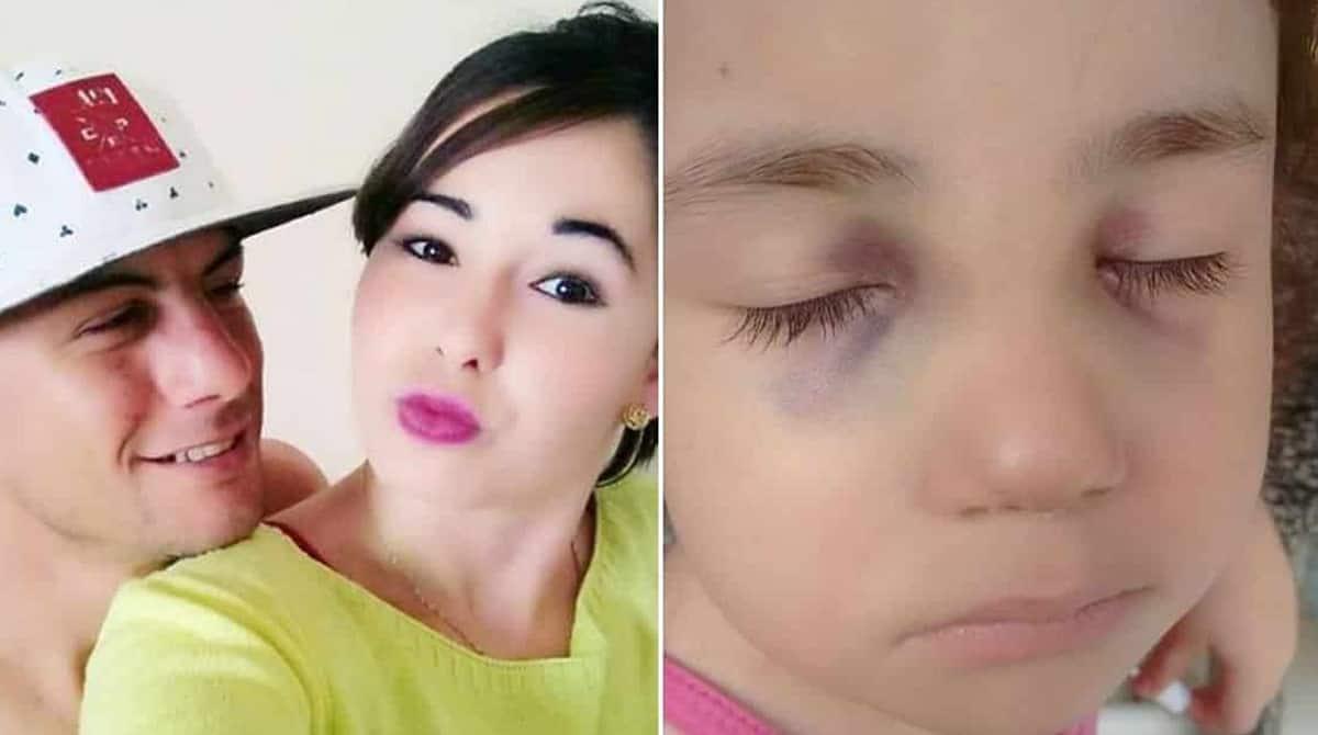 Os pais mataram a própria filha Emanuelly Agatha