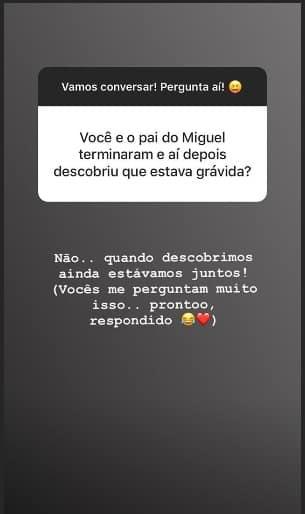 O que Caroline Marchezi disse sobre a separação de Felipe Araújo
