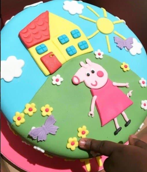 Festa da Peppa Pig da filha de Giovanna Ewbank e Bruno Gagliasso