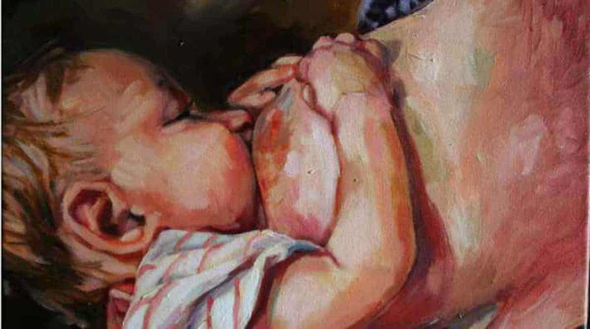 "Confira as pinturas do projeto ""The Birth Project"""
