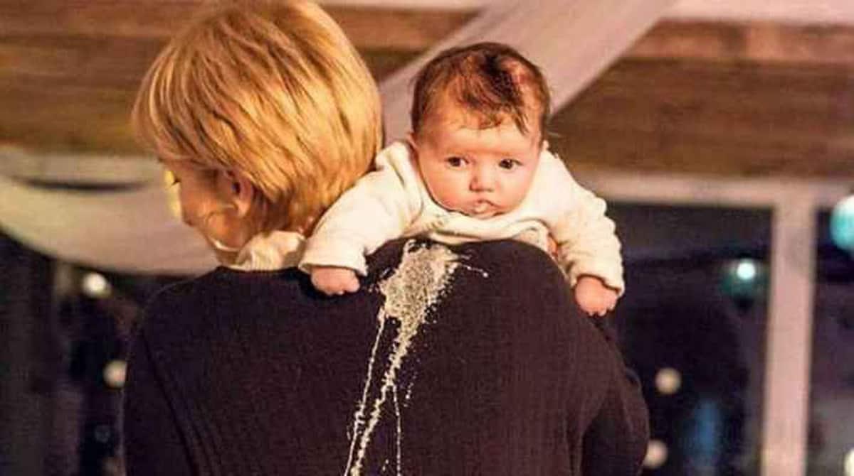 Fotos engraçadas com bebês