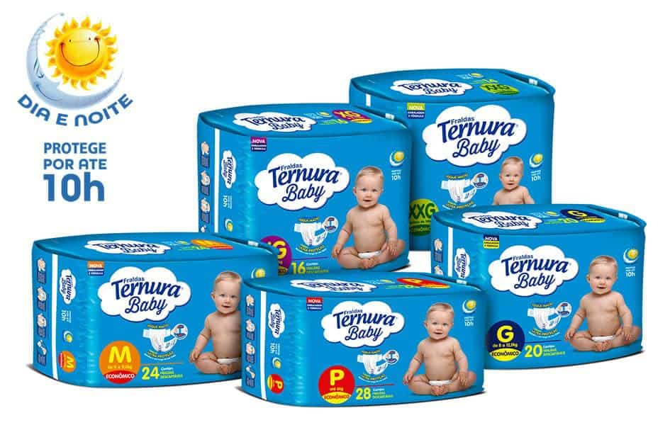 Fralda Ternura Baby foi proibida