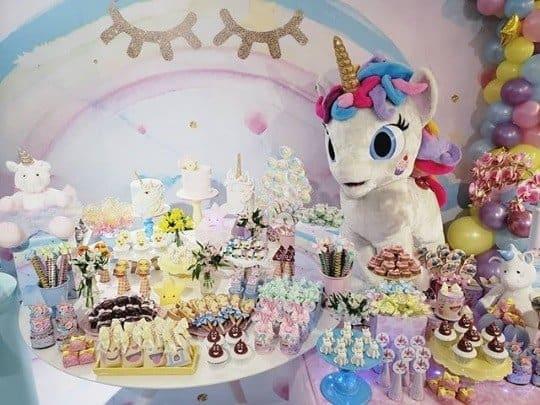 Veja todos os detalhes dessa bela festa que a mamãe Giovanna Antonelli preparou para suas filhas