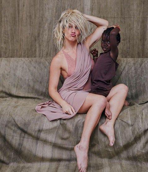 Lindo ensaio de Dia das Mães de Giovanna Ewbank e Titi