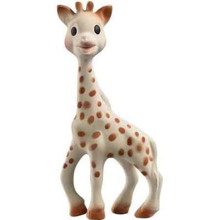 A Girafa Sophie tem feito sucesso