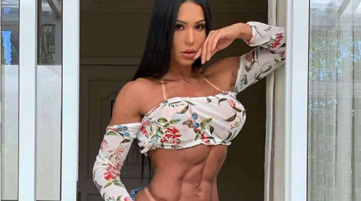 Gracyanne Barbosa quer engravidar logo