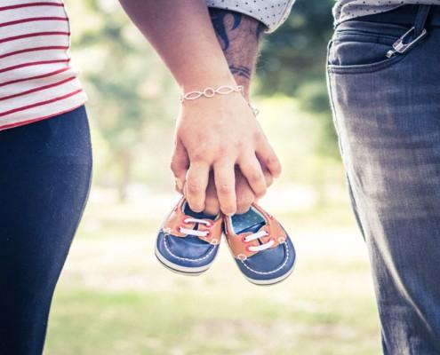 Confira algumas ideias para anunciar gravidez
