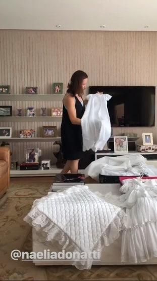 Esse é o outro vestido que poderá ser usados pelas gêmeas de Ivete Sangalo