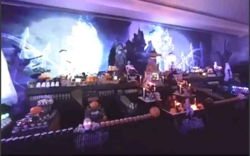 Linda decoração da festa do filho de Ivete Sangalo