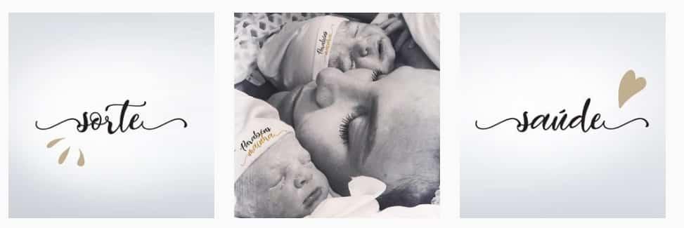 A homenagem das gêmeas Marina e Helena para a mãe a cantora Ivete Sangalo