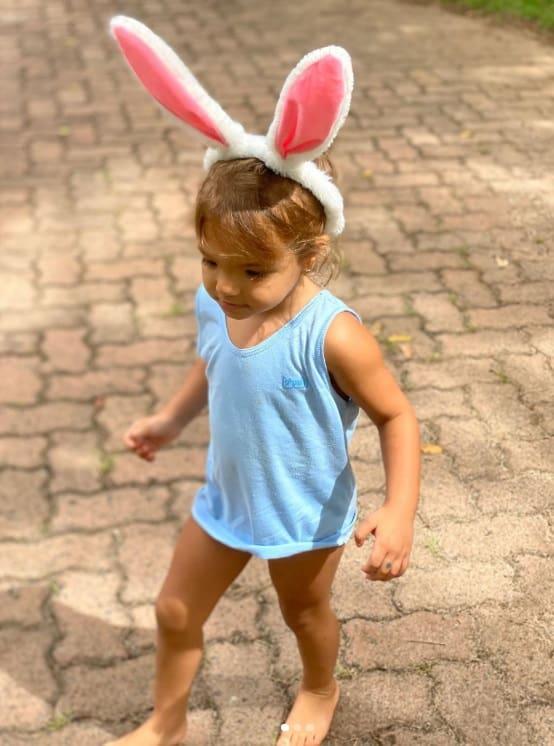 Helena uma das bebês de Ivete Sangalo
