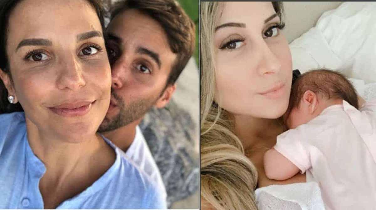 Daniel Cady, marido da Ivete Sangalo falou sobre o corpo da coach Mayra Cardi depois do parto
