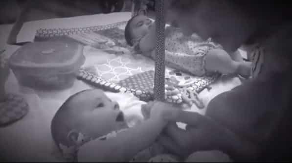 A pequena Helena é bem diferente dos irmãos Marina e Marcelo filhos de Ivete Sangalo