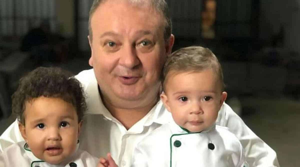 Esposa de Erick Jacquin desabafou sobre prisão da babá de seus bebês