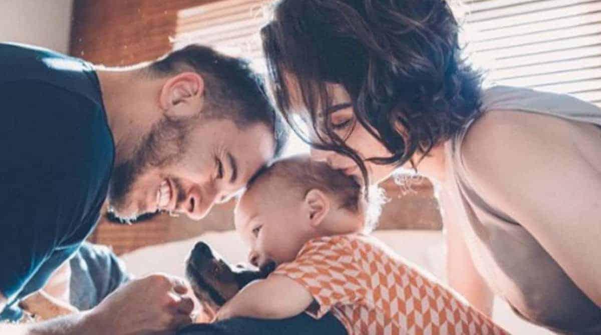 Saiba o que Junior Lima e Monica Benini comentaram sobre o bebê Otto ter mais um irmão