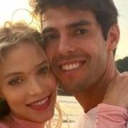 Carol Dias está grávida de Kaká