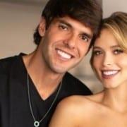 Kaká e Carol Dias revelaram detalhes do quarto da filha