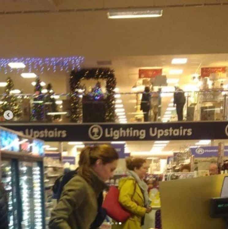 Tudo resolvido com as compras de natal de última com a duquesa Kate Middleton