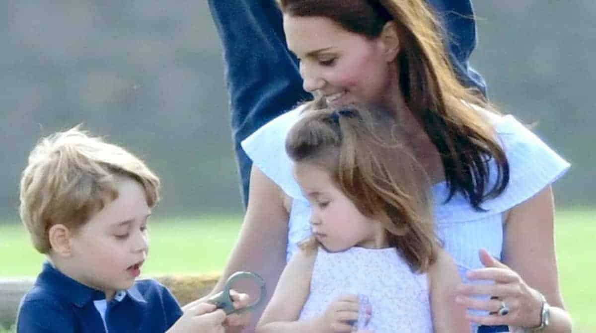 Na última hora da duquesa Kate Middleton fazendo suas compras