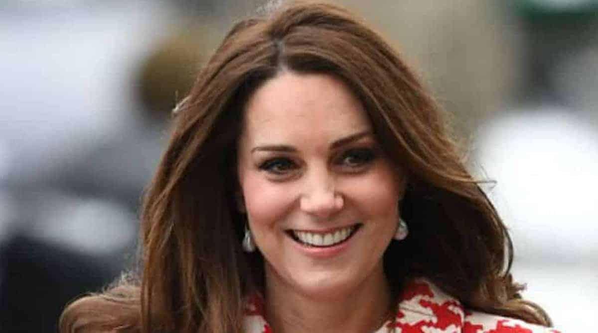 A princesa da Suécia recebeu a visita da duquesa Kate Middleton