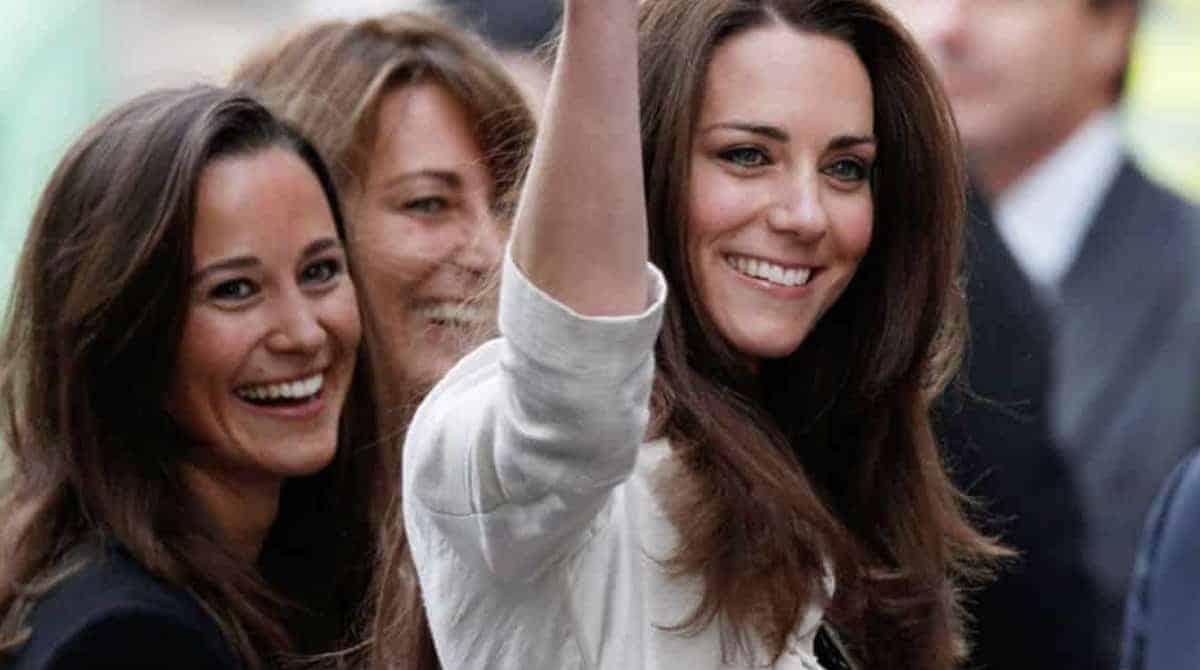 Pippa, irmã da duquesa Kate Middleton está em trabalho de parto