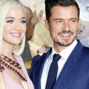 Filha de Katy Perry e Orlando Bloom acaba de nascer
