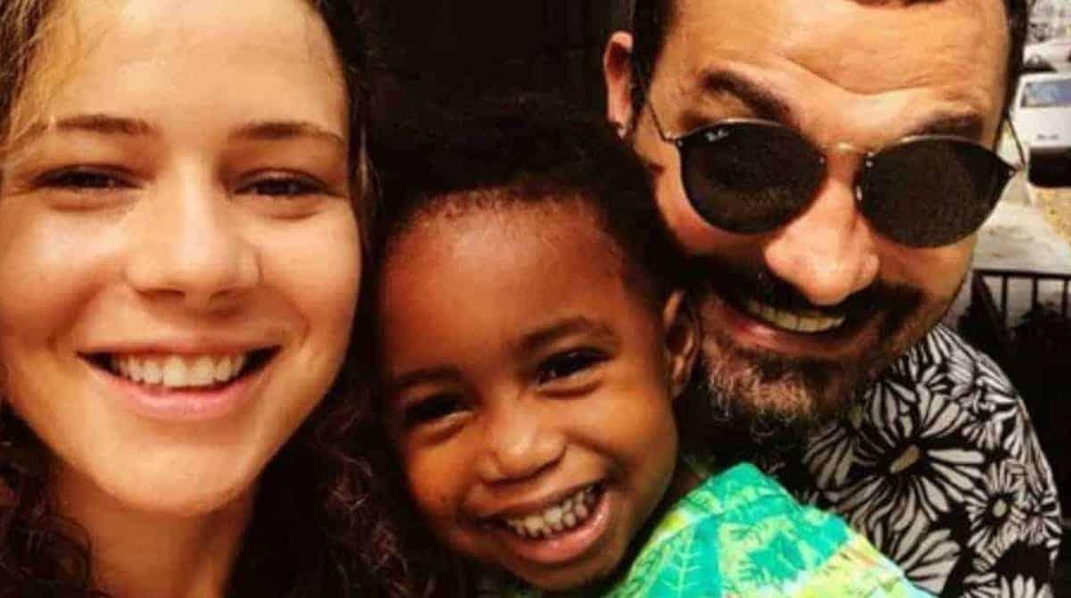 Saiba como foi a adoção de Julia, filha da atriz Leandra Leal