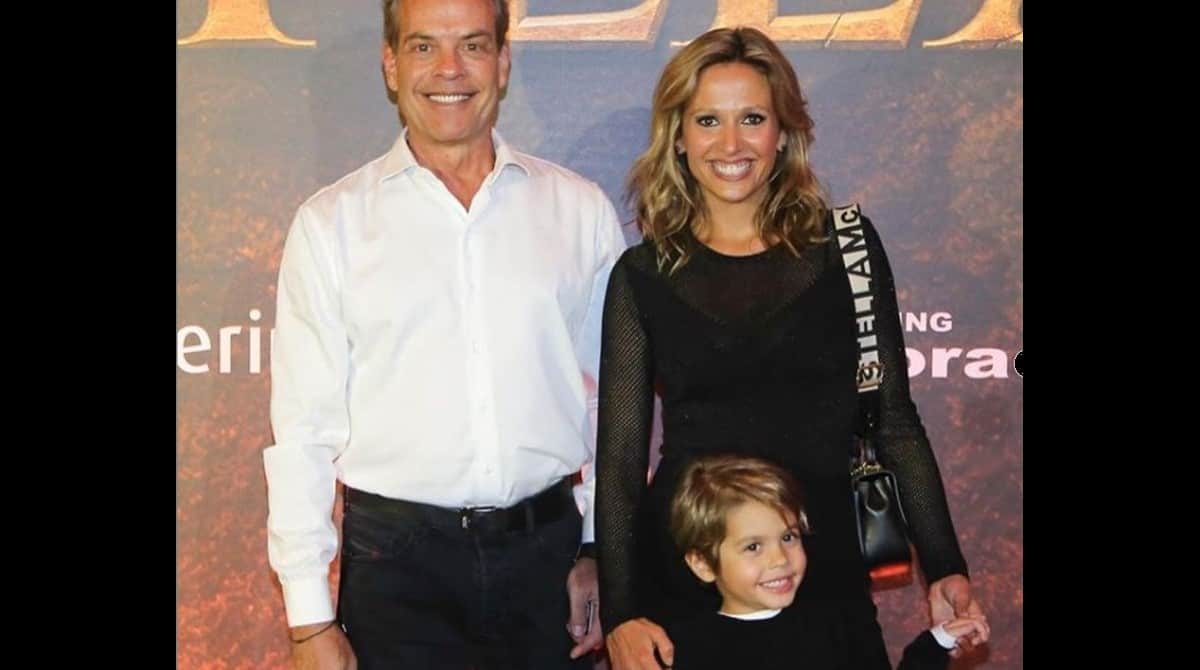 Luisa Mell e seu marido estão com Covid-19