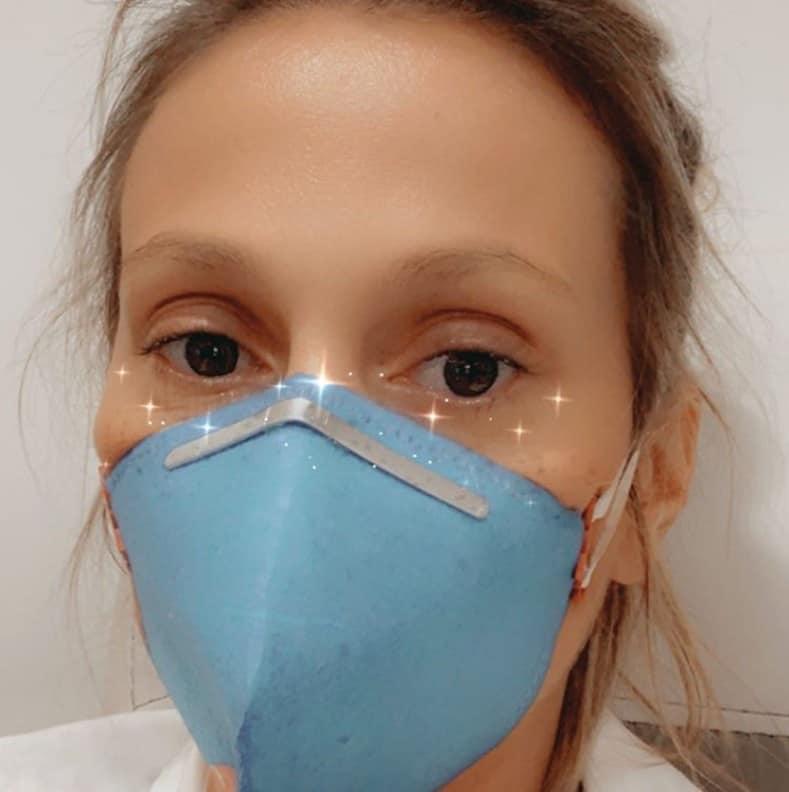 Luisa Mell está com pneumonia e foi ao hospital