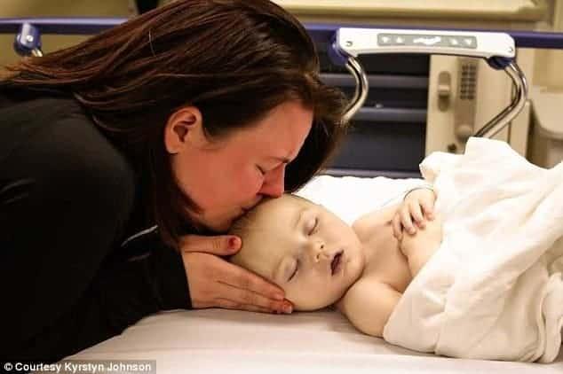 O seu filho morreu em decorrência da Síndrome de Morte Súbita Infantil