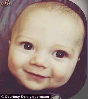 Esse é o bebê Mayson que faleceu em decorrência da Síndrome de Morte Súbita Infantil