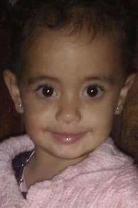 Mikaelly de Oliveira Ribeiro foi morta pelo padrasto