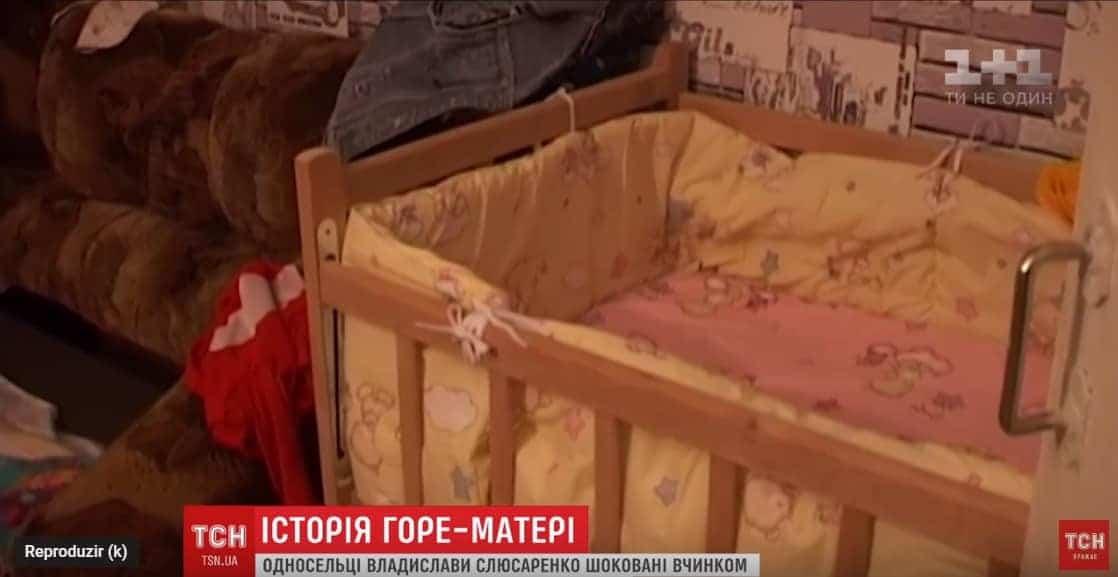 Polícia divulga foto do local que as crianças foram mantidas presas