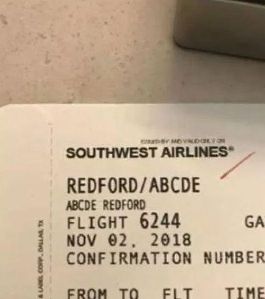 Esse foi o bilhete da menina Abcde que foi publicado nas redes sociais