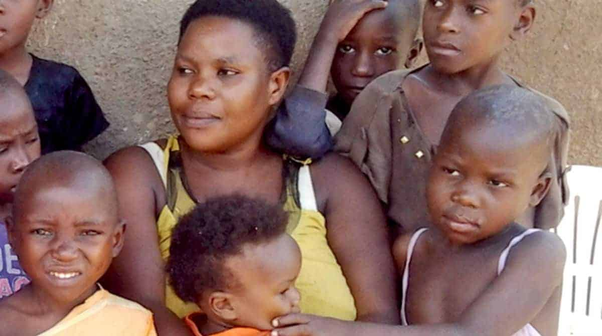Saiba a história desta mãe que teve 44 filhos