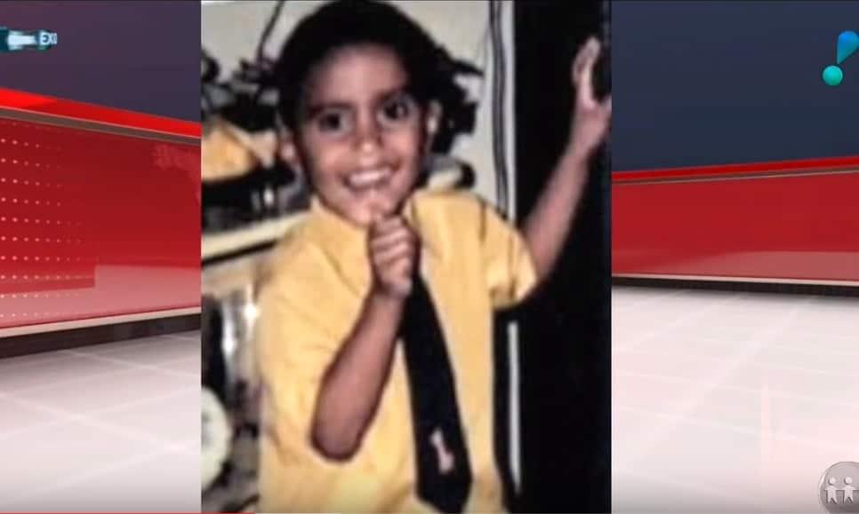 Menino que foi vítima da detenta Suzi Oliveira