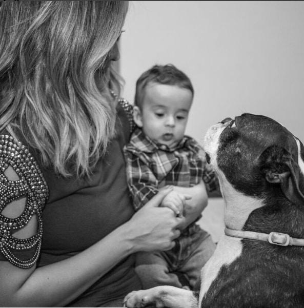 Fotos do ensaio de Maria Cecília e Rodolfo com o bebê