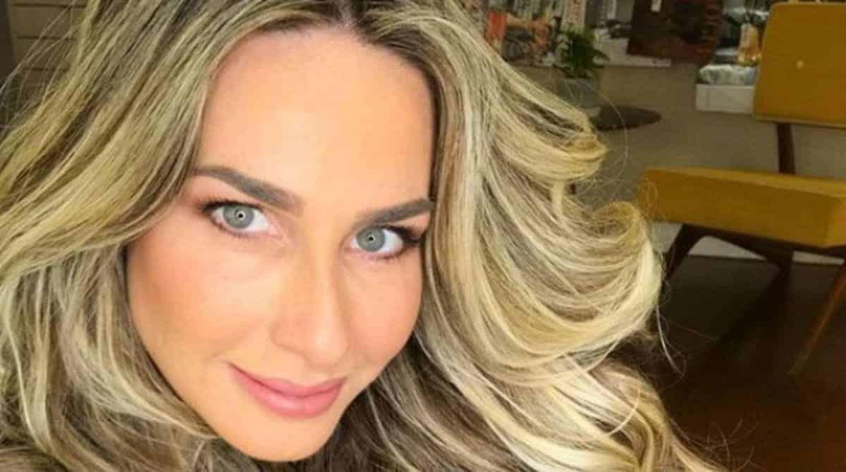 Mariana Weickert revelou que está esperando o segundo filho