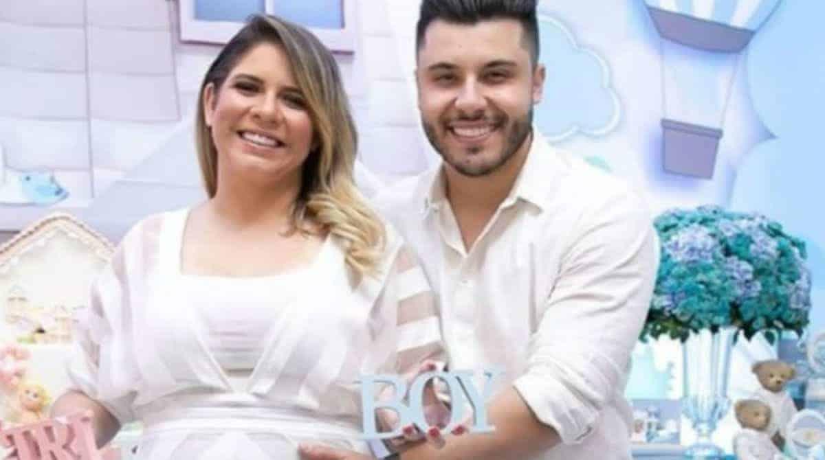 Marília Mendonça falou sobre o pai de seu bebê