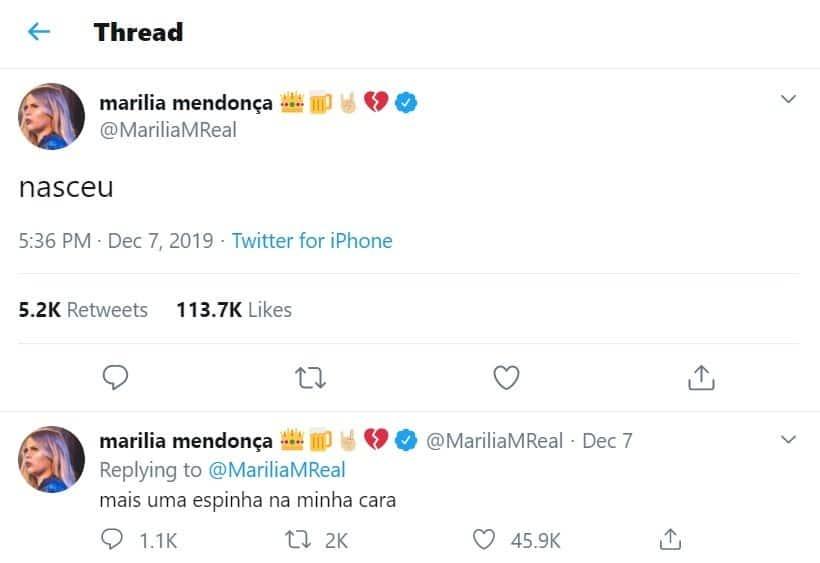 Marília Mendonça fez pegadinha com fãs