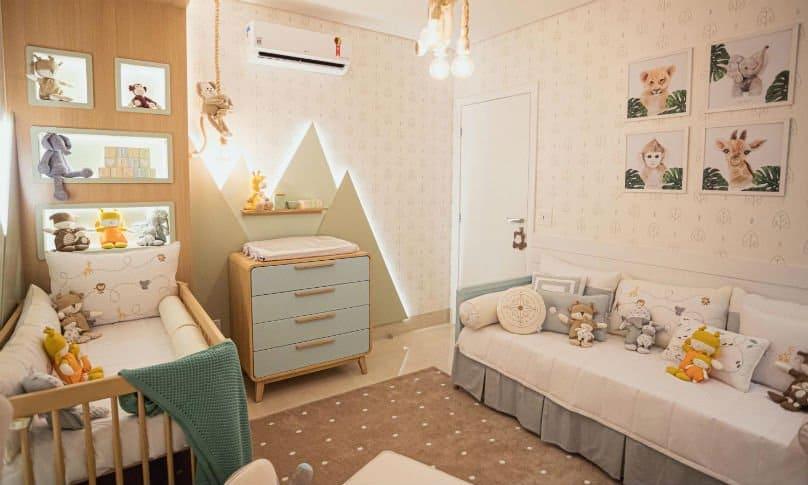 O quarto do bebê de Marília Mendonça, Léo