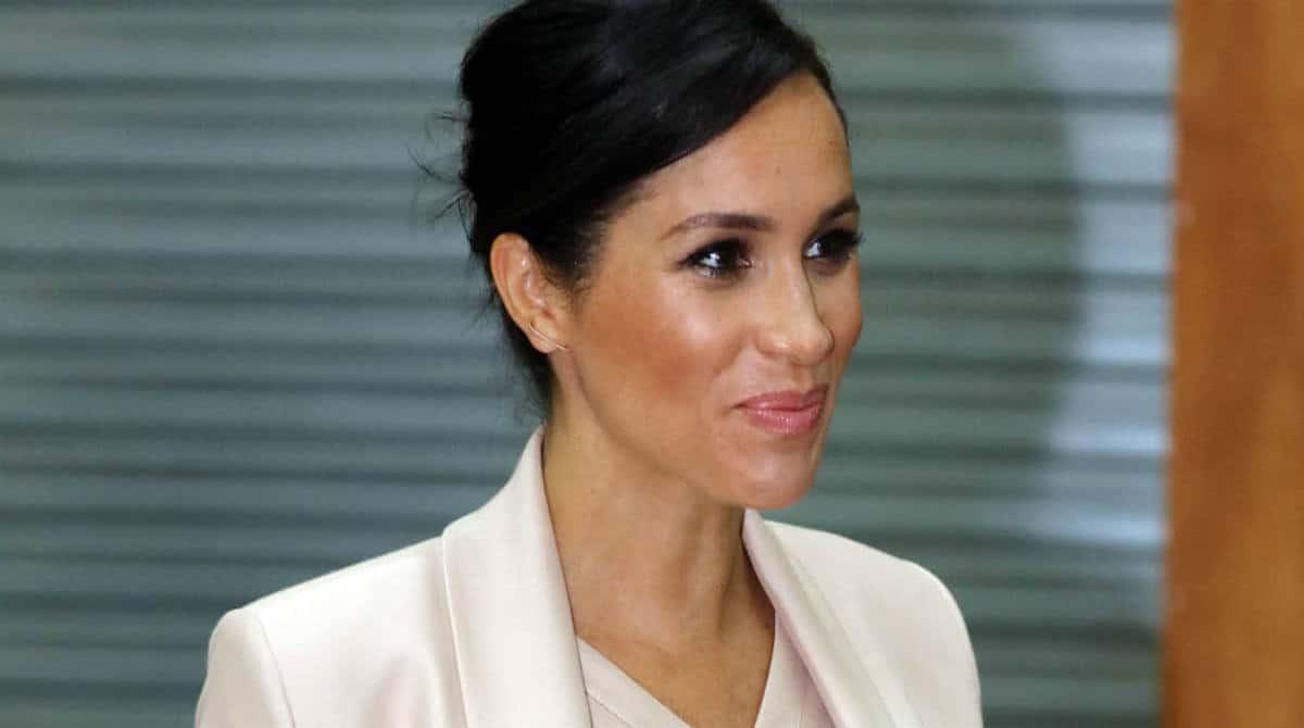 Veja foto da duquesa Meghan Markle grávida