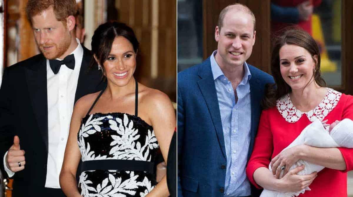 A duquesa Meghan Markle dará a luz na mesma maternidade que a duquesa Kate Middleton, agora saiba o que aconteceu lá.