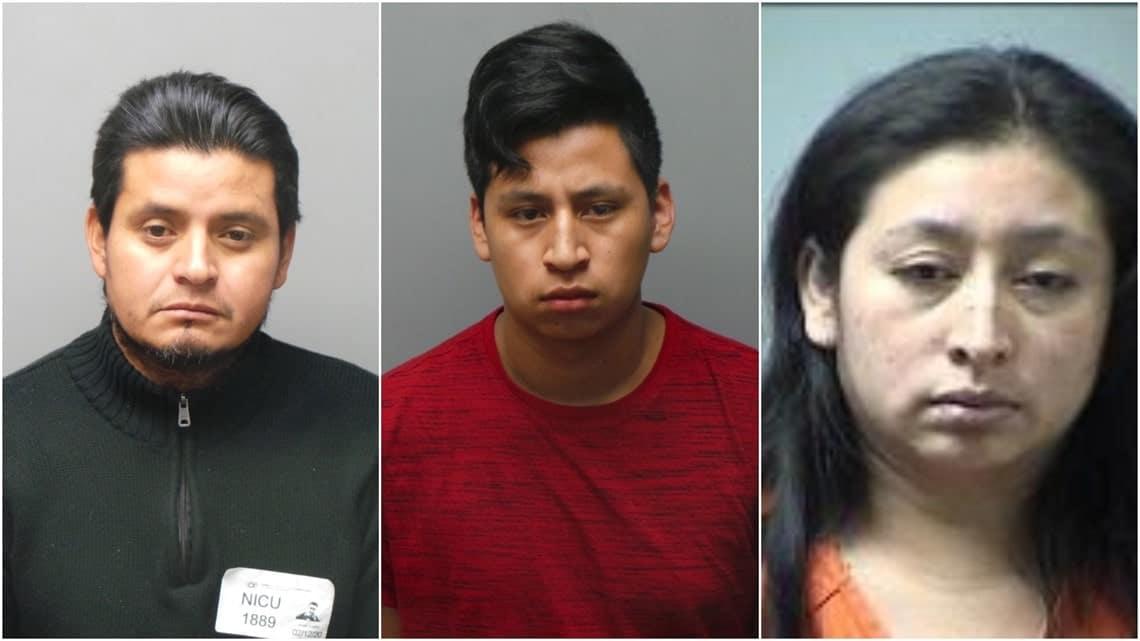 Adolescente, mãe da menina e padrasto estão presos