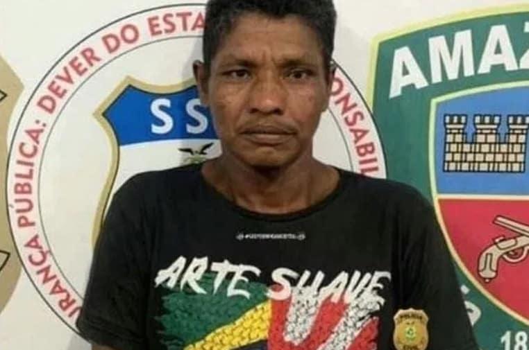 Pai foi preso por crimes contra menina