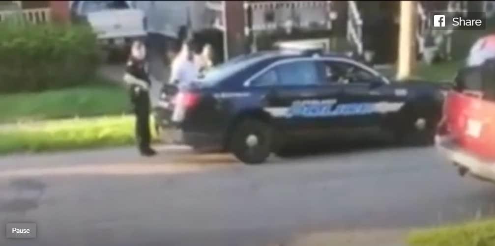 Polícia prende o homem que tentou sequestrar criança