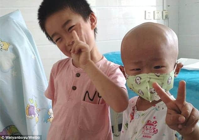 Li precisou de muito dinheiro para tratar o câncer