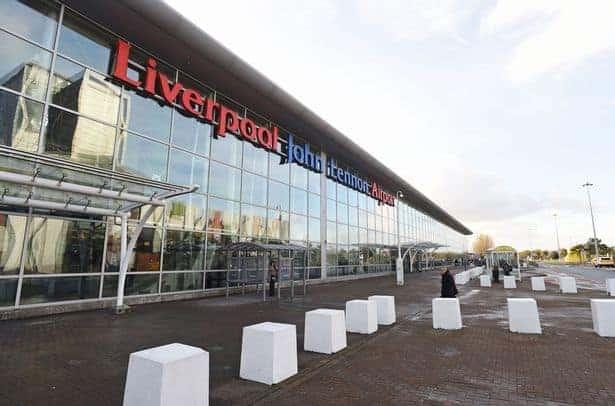 O aeroporto em que o menino de oito anos desapareceu