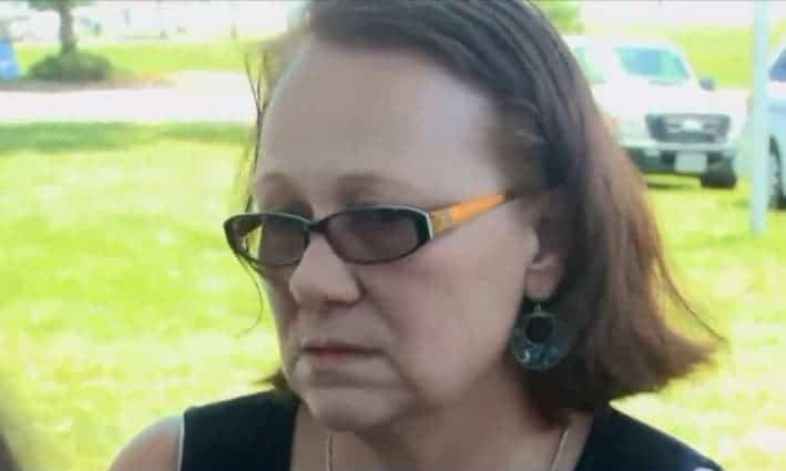 A avó do menino de dois anos que tinha desaparecido